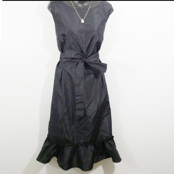 Oscar De La Renta Dresses O By Formal Gown Sz 16 Black Poshmark